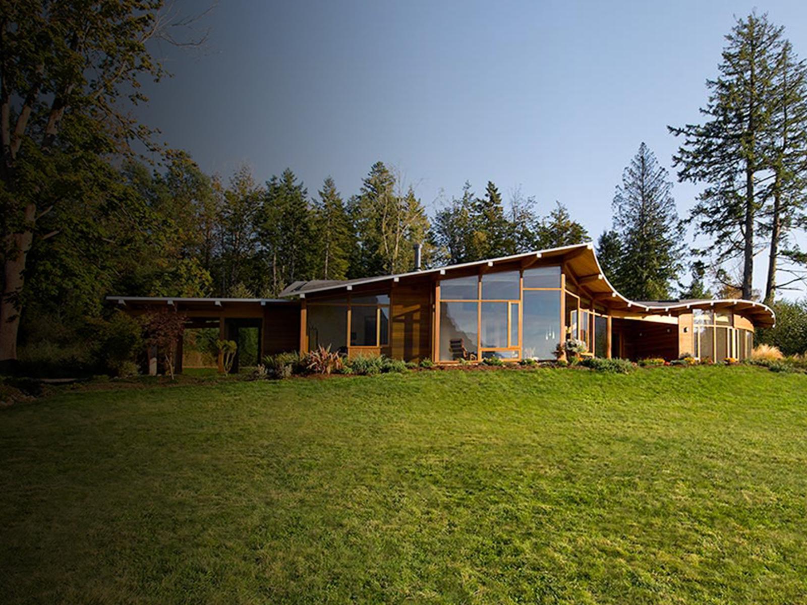 La maison Hollyfarm